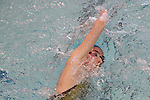 Eagle Mountain Saginaw ISD schools compete in the district swim meet at Keller ISD Natatorium on Saturday, January 20, 2108. (photo by Khampha Bouaphanh)