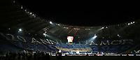 Lazio fans choreography for 120 years of club history<br /> Roma 11-01-2020 Stadio Olimpico <br /> Football Serie A 2019/2020 <br /> SS Lazio - Napoli SSC<br /> Photo Cesare Purini / Insidefoto