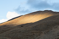 Evening light, Loveland Pass