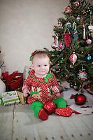 Charlotte 1st Christmas