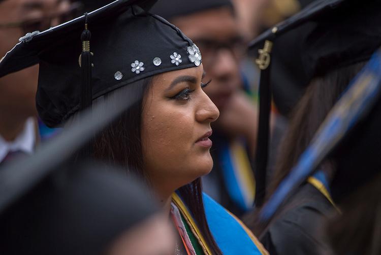 UCSB commencement 2019, Sunday ceremonies
