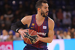 League ACB-ENDESA 2017/2018 - Game: 27.<br /> FC Barcelona Lassa vs Real Betis Energia Plus: 121-56.<br /> Pau Ribas.
