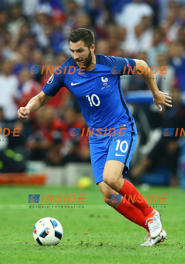 Andre-Pierre Gignac France<br /> Marseille 15-06-2016 Stade Velodrome Footballl Euro2016 France - Albania  / Francia - Albania Group Stage Group A. Foto Matteo Ciambelli / Insidefoto
