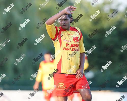 2009-08-04 / Voetbal / seizoen 2009-2010 / KFC Oosterzonen / Volkan Yilmaz..Foto: Maarten Straetemans (SMB)