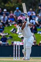 during Day 2 of the Second International Cricket Test match, New Zealand V England, Hagley Oval, Christchurch, New Zealand, 31th March 2018.Copyright photo: John Davidson / www.photosport.nz