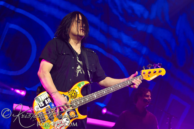 Goo Goo Dolls perform at Mohegan Sun Arena August 13, 2013