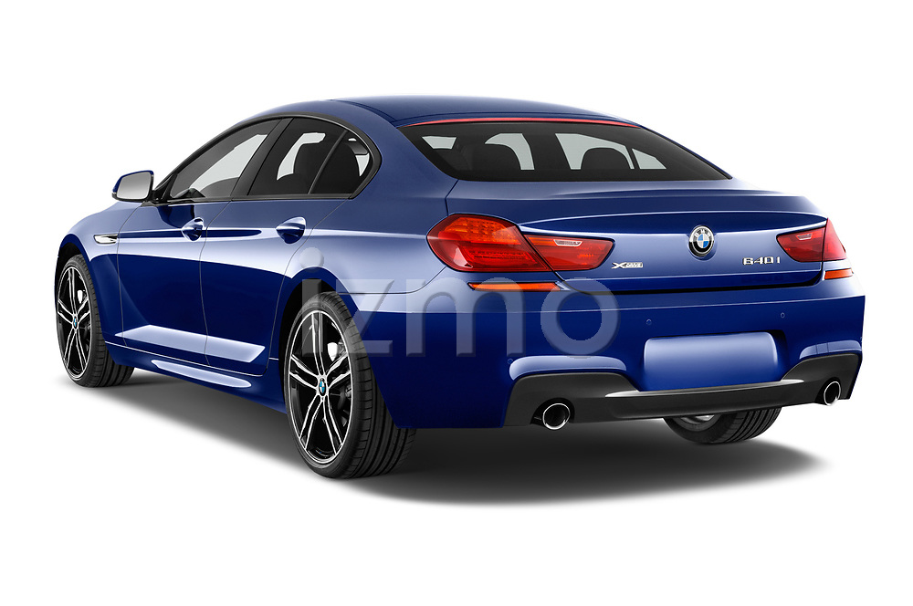 Car pictures of rear three quarter view of 2019 BMW 6-Series-Gran-Coupe 640i-xDrive-M-Sport-Edition-AWD 4 Door Sedan Angular Rear