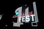 Asia League Fest during The Asia League's 'The Terrific 12' at Studio City Event Center on 21 September 2018, in Macau, Macau. Photo by Yu Chun Christopher Wong / Power Sport Images for Asia League