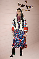 www.acepixs.com<br /> February 9, 2018  New York City<br /> <br /> Chalita Suansane attending the Kate Spade presentation, New York Fashion Week, on February 9, 2018 in New York City.<br /> <br /> Credit: Kristin Callahan/ACE Pictures<br /> <br /> <br /> Tel: 646 769 0430<br /> Email: info@acepixs.com