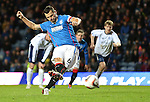 Lee McCulloch scores from the spot for goal no 6