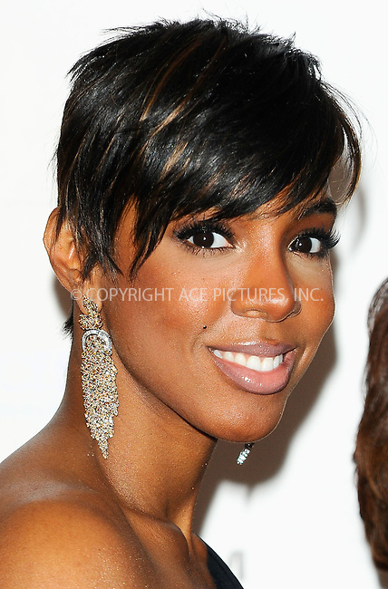 WWW.ACEPIXS.COM . . . . .  ..... . . . . US SALES ONLY . . . . .....January 27 2011, London....Kelly Rowland at the MTV Staying Alive Foundation dinner to celebrate the achievements of Bill Roedy, Chairman and Chief Executive of MTV Networks International at the Westbury Hotel on January 27 2011 in London....Please byline: FAMOUS-ACE PICTURES... . . . .  ....Ace Pictures, Inc:  ..Tel: (212) 243-8787..e-mail: info@acepixs.com..web: http://www.acepixs.com
