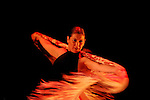"Spanish flamenco dancer Sara Baras during the presentation of her new show ""Esencia""..(Acero/ALTERPHOTOS)"