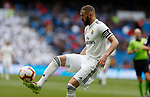Real Madrid CF's Karim Benzema during La Liga match. April 06, 2019. (ALTERPHOTOS/Manu R.B.)