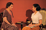 "Mount Holyoke College production of ""Fefu and Her Friends""."
