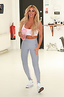 Katie Price at a photocall for the launch of 'Katie Price Nutrition' held at The Worx in London, UK. <br /> 25 April  2017<br /> Picture: Steve Vas/Featureflash/SilverHub 0208 004 5359 sales@silverhubmedia.com