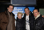 02-09-14 Bronx Bombers - Bill Dawes - Peter Scolari - Chris Henry Coffey - Tracy Shayne
