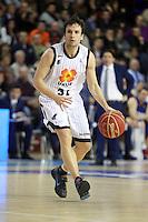 Raul Lopez. FC Barcelona Regal vs Uxue Bilbao Basket