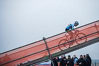 Eli Iserbyt (BEL/Marlux-Bingoal)<br /> <br /> Men's U23 race. <br /> <br /> UCI 2019 Cyclocross World Championships<br /> Bogense / Denmark<br /> <br /> &copy;kramon