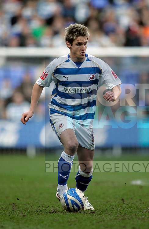 Kevin Doyle of Reading in action