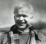 Alexander Dovzhenko, was a Soviet screenwriter, film producer and director of Ukrainian origin. | Александр Петрович Довженко — советский кинорежиссёр, украинский писатель, кинодраматург.
