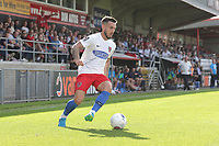 James Dobson of Dagenham and Redbridge during Dagenham & Redbridge vs Hartlepool United, Vanarama National League Football at the Chigwell Construction Stadium on 14th September 2019