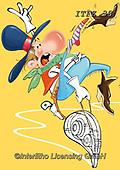 Fabrizio, Comics, CUTE ANIMALS, LUSTIGE TIERE, ANIMALITOS DIVERTIDOS, comic, paintings+++++,ITFZ38,#ac#, EVERYDAY.cowboy