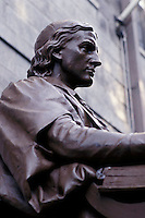 John Harvard, Cambridge, MA