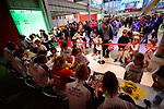 25.08.2018, …VB Arena, Bremen<br />Volleyball, LŠ&auml;nderspiel / Laenderspiel, Deutschland vs. Niederlande<br /><br />Autogrammstunde Team Deutschland / Feature <br /><br />  Foto &copy; nordphoto / Kurth