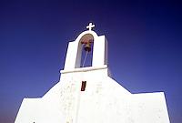 - Naxos island (Cyclades), little orthodox church at Agia Anna..- isola di Naxos (Cicladi), chiesetta ortodossa ad Agia Anna.