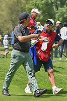 Francesco Molinari (ITA) departs the 12th tee during round 2 of the World Golf Championships, Mexico, Club De Golf Chapultepec, Mexico City, Mexico. 3/2/2018.<br /> Picture: Golffile | Ken Murray<br /> <br /> <br /> All photo usage must carry mandatory copyright credit (&copy; Golffile | Ken Murray)