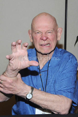 LAS VEGAS, NV - MAY 01: Baron Von Raschke at the 53rd Cauliflower Alley Club Reunion Convention at the Gold Coast Hotel & Casino in Las Vegas, Nevada on May 1, 2018. Credit: George Napolitano/MediaPunch