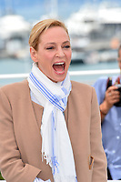 Cannes: Uma Thurman Photocall