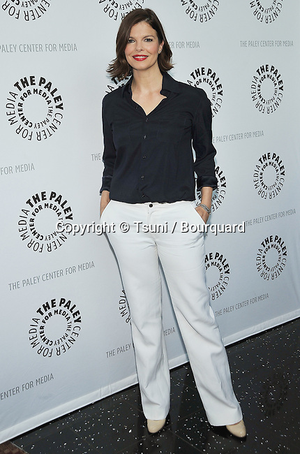 Jeanne Tripplehorn   -<br /> Paley Center For Media Television Festival, Big Love at the Arclight Theatre  in Los Angeles.