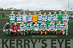 The Killarney celtic team that played Regional in the FAI cup on Saturday in Killarney