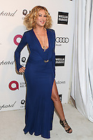 WEST HOLLYWOOD, CA - MARCH 2: Paulina Rubio attending the 22nd Annual Elton John AIDS Foundation Academy Awards Viewing/After Party in West Hollywood, California on March 2nd, 2014. Photo Credit: SP1/Starlitepics. /NORTePHOTO
