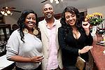 Beautiful guests at the Montrose Buisness Mixer at Baba Yega