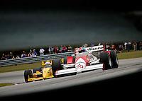HSR Savannah Speed Classic 2012