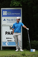 Oliver Farr (ENG) in action during the third round of the Hauts de France-Pas de Calais Golf Open, Aa Saint-Omer GC, Saint- Omer, France. 15/06/2019<br /> Picture: Golffile | Phil Inglis<br /> <br /> <br /> All photo usage must carry mandatory copyright credit (© Golffile | Phil Inglis)