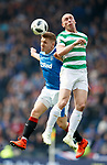 15.04.2018 Celtic v Rangers scottish cup SF:<br /> Greg Docherty and Scott Brown
