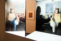 SÃO PAULO-SP-18,10,2014-INSTITUTO TOMIE OHTAKE-SALVADOR DALÍ-O Instituto Tomie Ohtake recebe a exposição Salvador Dali;São 218 peças, entre elas 24 pinturas, quinze fotografias e quatro vídeos, que fazem um panorama da carreira de Salvador Dalí (1904-1989) e apresentam como evolui sua técnica e temas.De 19/10 até 11/1/2015.Região Oeste da cidade de São Paulo,na tarde desse Sábado,18(Foto:Kevin David/Brazil Photo Press)