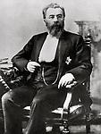 Nicolai Vasilievich Sklifosovsky (1836-1904), Chirurg und Wissenschafter, bekannt für die Einführung der Antisepsis bei Operationen. Photographie. Russland. Um 1900.<br /> <br /> - 01.01.1900-31.12.1900<br /> <br /> Nicolai Vasilievich Sklifosovsky (1836-1904), surgeon and scientist, famous for introducing antisepsis in surgery. Photography. Russia. Around 1900.<br /> <br /> - 01.01.1900-31.12.1900