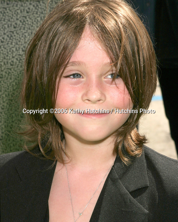 """Tristan Lake Leabu.""""The Ant Bully"""" LA Premiere.Grauman's Chinese Theater.Los Angeles, CA.July 23, , 2006.©2006 Kathy Hutchins / Hutchins Photo...."""