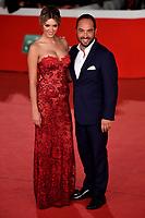 Aurora Kaite and Cristiano De Masi <br /> Pavarotti Red Carpet<br /> Roma 18/10/2019 Auditorium Parco della Musica <br /> Rome Film festival <br /> Photo Andrea Staccioli / Insidefoto