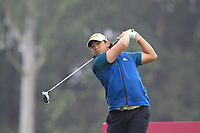 Gavin Green (MAS) on the 14th tee during Round 1 of the UBS Hong Kong Open, at Hong Kong golf club, Fanling, Hong Kong. 23/11/2017<br /> Picture: Golffile | Thos Caffrey<br /> <br /> <br /> All photo usage must carry mandatory copyright credit     (&copy; Golffile | Thos Caffrey)