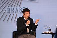 SAO PAULO, 07.08.2018 - ELEI&Ccedil;&Otilde;ES 2018 - O candidato Jo&atilde;o Amoedo do partido Novo participa da Govtech 2018 na tarde desta ter&ccedil;a-feira (07) no hotel Tivoli Mofarrej na zona sul de S&atilde;o Paulo.<br /> <br /> (Foto: Fabricio Bomjardim / Brazil Photo Press)