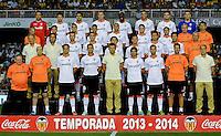 Valencia CF vs Olympiacos FC 2013