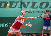 The Hague, Netherlands, 09 June, 2018, Tennis, Play-Offs Competition, Raluca Serban (ROU)<br /> Photo: Henk Koster/tennisimages.com