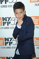 www.acepixs.com<br /> October 1, 2017  New York City<br /> <br /> Christopher Rivera attending 55th New York Film Festival 'The Florida Project' at Alice Tully Hall on October 1, 2017 in New York City.<br /> <br /> Credit: Kristin Callahan/ACE Pictures<br /> <br /> <br /> Tel: 646 769 0430<br /> Email: info@acepixs.com