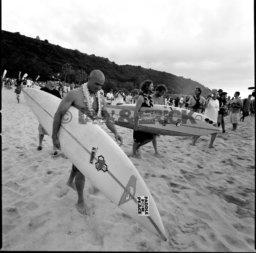 Kelly Slater & Eddie Vedder