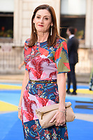 Amanda Berry<br /> arriving for the Royal Academy of Arts Summer Exhibition 2018 opening party, London<br /> <br /> ©Ash Knotek  D3406  06/06/2018